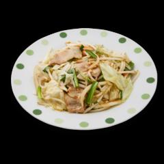 肉野菜炒め(単品600円・セット1,000円)