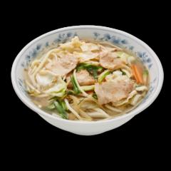 肉野菜そば(900円)