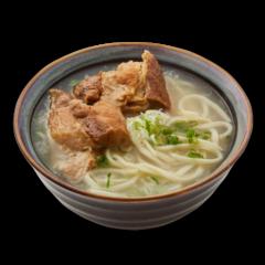 ソーキそば(850円)