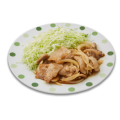 生姜焼きセット(1,000円)