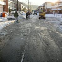 2018年1月 除雪