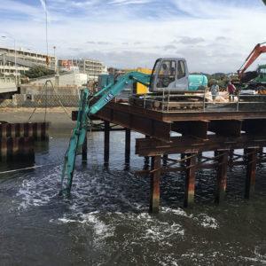 2018年10月 鵠沼橋